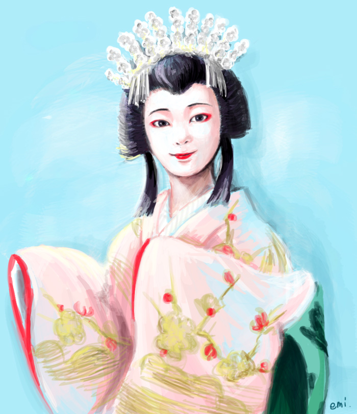 歌舞伎の華、女形の魅力