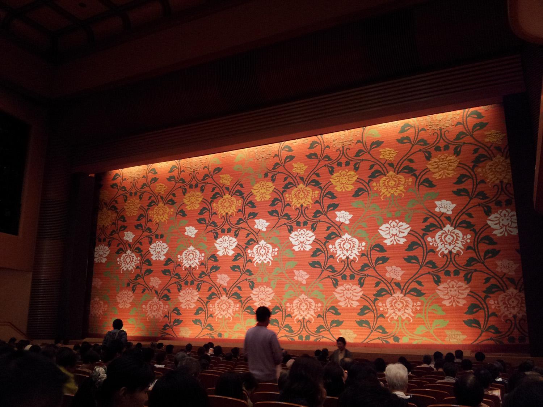 大阪松竹座の歌舞伎公演時における座席について(一等席・二等席・三等席)